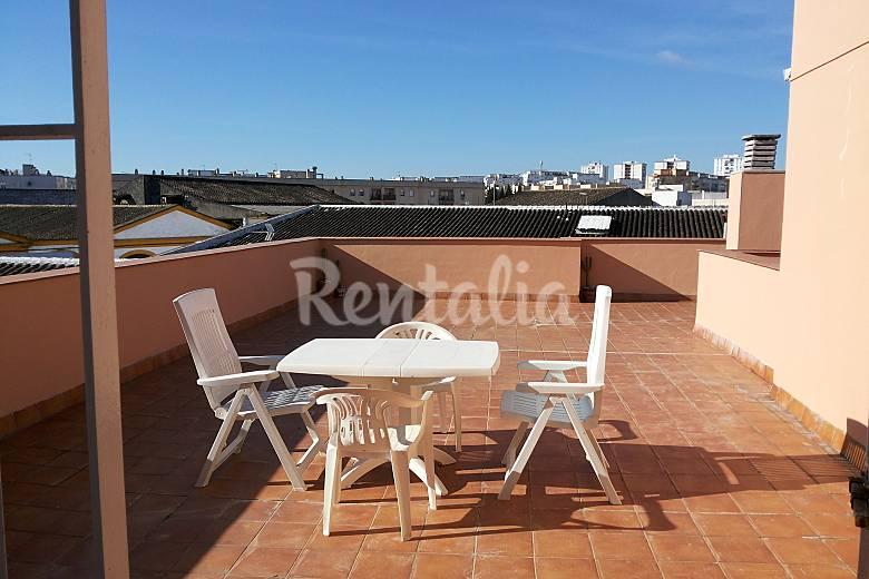Apartamento en alquiler en Jerez de La Frontera centro