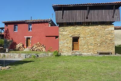 Montaña y Mar - 4 personas Asturias