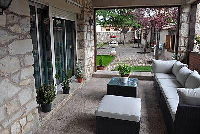 Casa rural 4 estrellas para 8 personas en Segovia Segovia