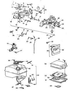 Briggs Stratton 5 Carburetor Diagram, Briggs, Free Engine