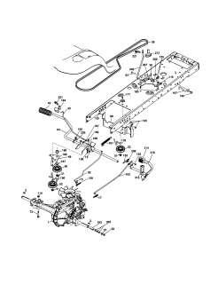 Cub Cadet Ltx 1040 Drive Belt Diagram, Cub, Free Engine
