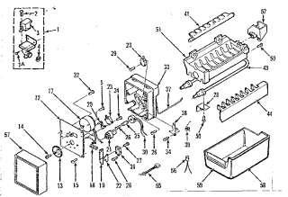 Kenmore Refrigerator Compressor Relay 501 Compressor Relay