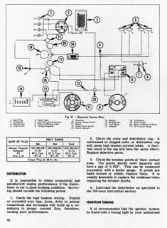 MASSEY FERGUSON 135 TRACTOR OPERATORS MANUAL PART LIST