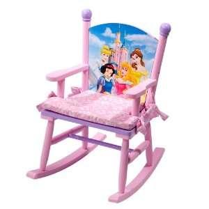 Disney Princess Rocking Sofa Chair PINK