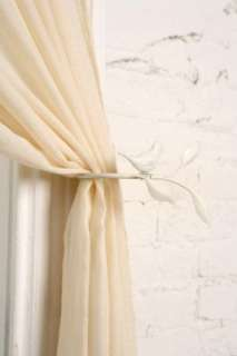 new ikea fabler kamrater curtain with tie back