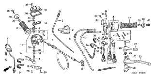 2000 Yamaha Big Bear 400 Carburetor Diagram, 2000, Free