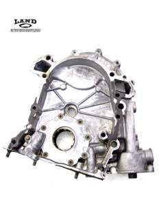 Volvo Penta B20 AQ 130 Timing Chain Cover For 4 Cylinder