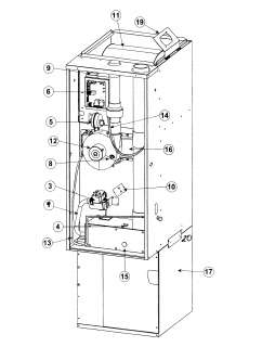 Goodman Electric Furnace Furnace Wiring Diagram Older