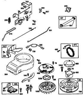 Briggs And Stratton 625e Engine Parts Diagram, Briggs