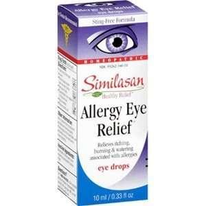 Similasan #2 Anti Allergy Eye Drops by Similasan AG