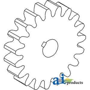 Ford Tractor Gear Type Hydraulic Pump 3500 4000 4500