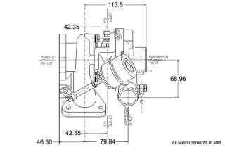 Universal Turbo kit Joyner 650 800 1100 Trooper Renagade UTV