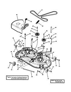 SNAPPER YARD CRUISER HYDRO DRIVE PARTS MANUAL