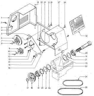 Engine Lathe Machine Power Lathe Machine wiring diagram