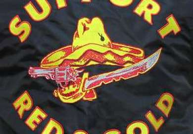 Red And Gold Support Clubs