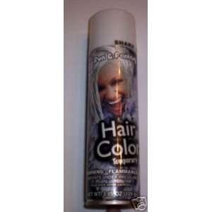temporary hair color spray jet black black angel 3 cans
