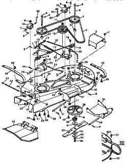 Kubota OEM Mower Deck Blade Set of 3 72 K5677 34340 RCK72P