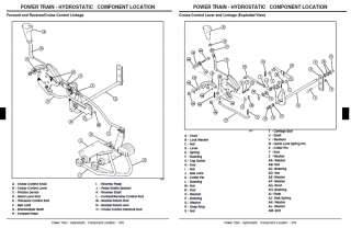 JOHN DEERE REPAIR & SERVICE MANUAL 400 HYDROSTATIC TRACTOR