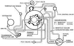 1976 Buick Regal Vacuum Diagram. Buick. Auto Wiring Diagram