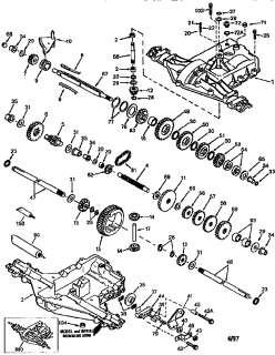 John Deere 420 Lawn Tractor Wiring Diagram