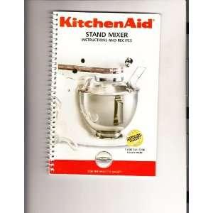 Kitchenaid Stand Mixer Troubleshooting Manual
