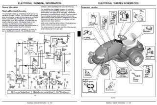 REPAIR MANUAL FOR JOHN DEERE SERIES 200 208 210 212 214