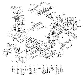 Craftsman Lawn Tractor Parts Diagram, Craftsman, Free