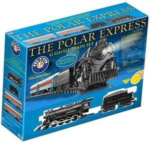 polar express lego train set # 55