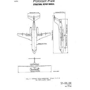Stearman PT 13D N2S 5 Aircraft Structural Repair Manual