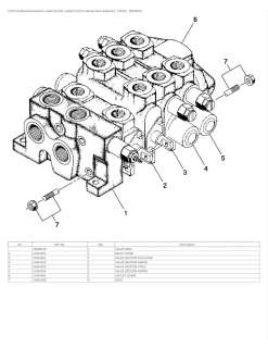 Prentice Blount Hydro Ax 210B Log Loader Operator