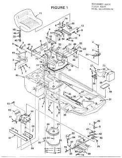 Murray Riding Mower Wiring Diagram