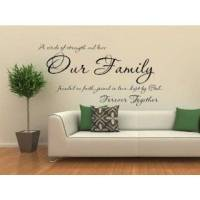 Quotes And Sayings Wall Art. QuotesGram
