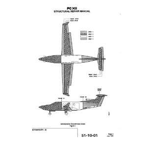 Boeing 707 Structural Repair Assembly Breakdown Diagrams