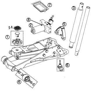 3 Ton Floor Jack Diagram, 3, Free Engine Image For User