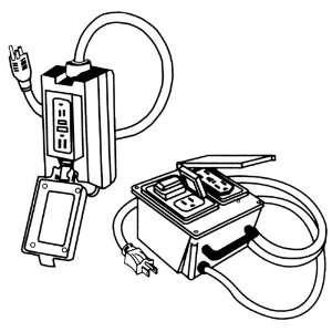 Ground Fault Circuit Interrupter, Ground, Free Engine