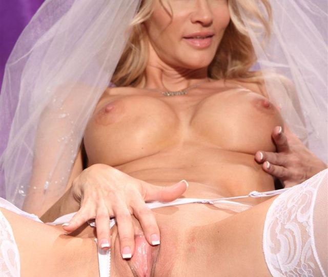Jessica Drake Gets Ass Hammered In Wedding Dress And Veil Picture