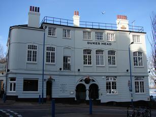 Dukes Head Putney London SW15 1JN  pub details