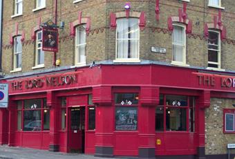 Nelson Wood Green London N22 8HH  pub details