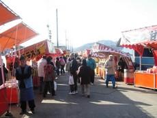 お花畑♪:韮山・荒神社祭in伊豆の國市