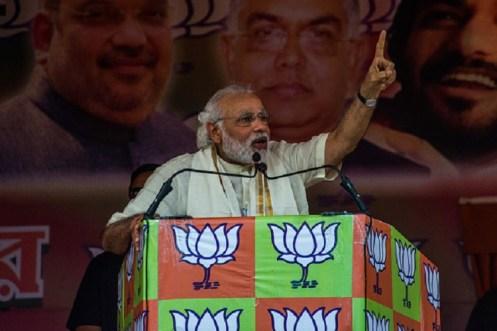 PM मोदी के भाषण की होगी जांच, चुनाव आयोग ने मंगाया भाषण का वीडियो