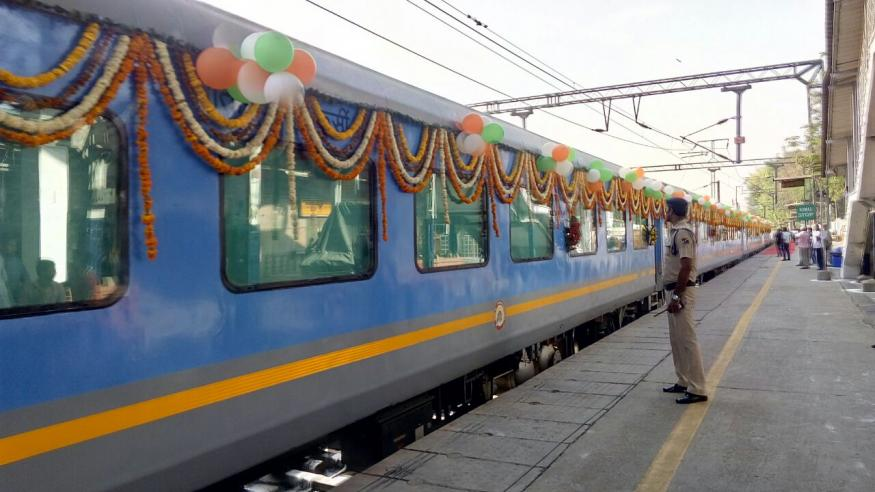 Trains From Agra To Delhi