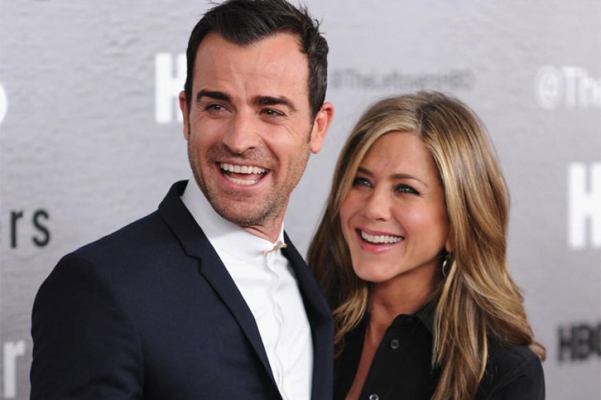 Image result for jennifer aniston and justin theroux 2017