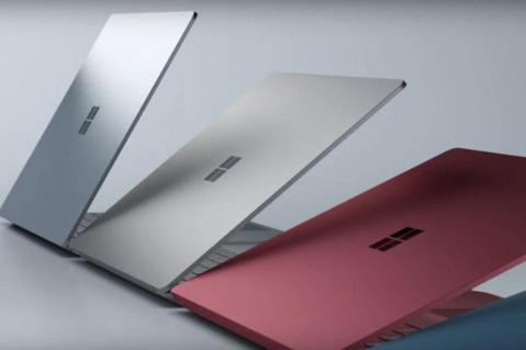 The New Microsoft Surface with Windows 10S - Microsoft introduced $999 Surface Laptop powered by Windows S 10.