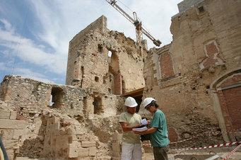 El oficio de arqueólogo necesita mucha vocación Vicenç Llurba