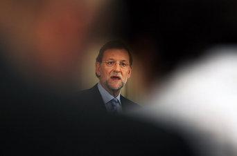 Rajoy delega los debates domésticos y se refugia en la agenda internacional