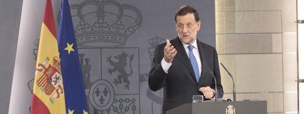 Rajoy no descarta el rescate: