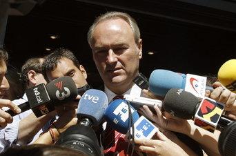 Valencia eleva 3.000 millones su déficit de 2011