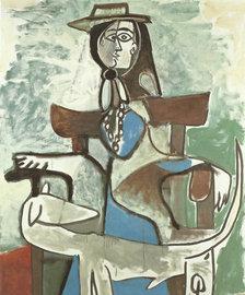 El Picasso que trajo (y se llevó) la riada