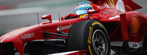 Fórmula 1: Los neumáticos, el gran enigma para 2013