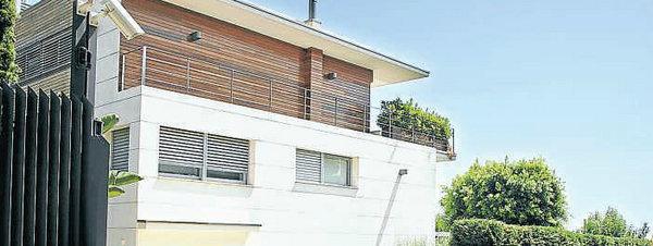 Neymar se instala en una casa de Pedralbes